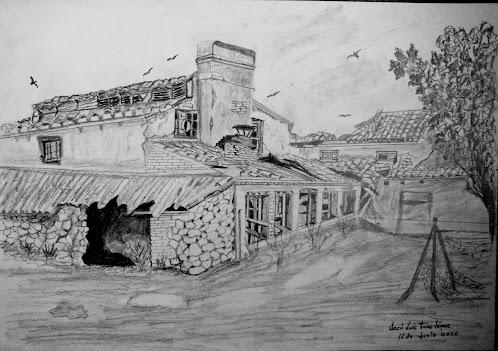 La Fábrica (edificio de la Fundición, en San Carlos) desde la calle Huertas