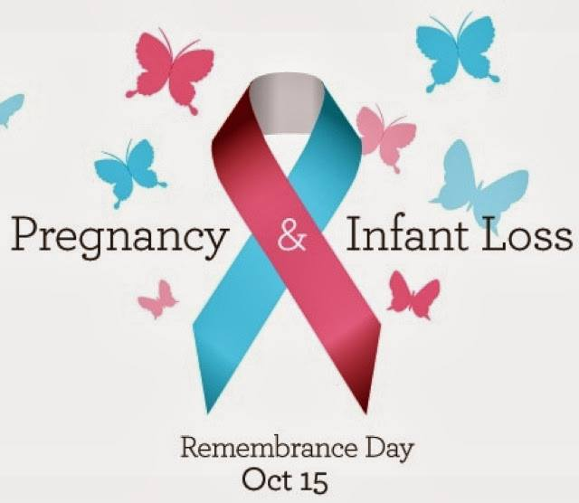 National Pregnancy and Infant Loss Remembrance Day Wishes Photos