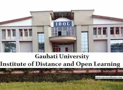Gauhati University Institute of Distance and Open Learning