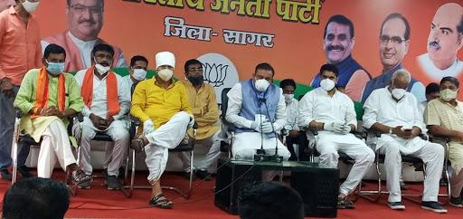 #MediaWatch, BJP-Suhas-Bhagat-Head