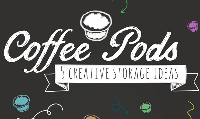 Coffee Pods: 5 Creative Storage Ideas
