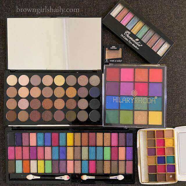 6 Best Affordable Eyeshadow Palettes from Amazon | Under Rs. 400