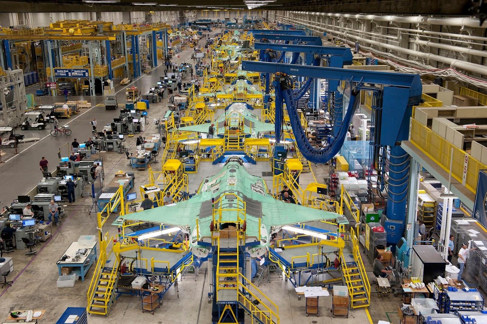 Міноборони США замовило рекордну партію винищувачів F-35