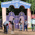 मधुपुर कॉलेज के मुख्य द्वार पर एनएसयूआई के जिला अध्यक्ष नसीम हुसैन के नेतृत्व में यूजीसी गाइडलाइंस को जलाकर विरोध प्रदर्शन किया गया