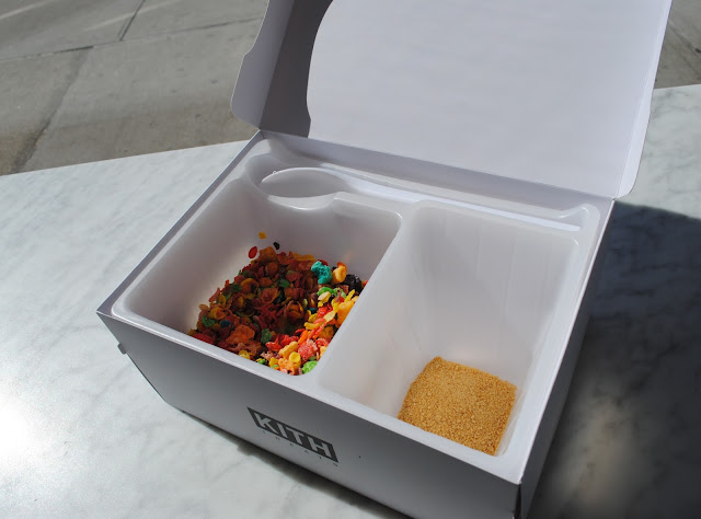 Edie's Closet - Celebrate National Cereal Day with KITH Treats