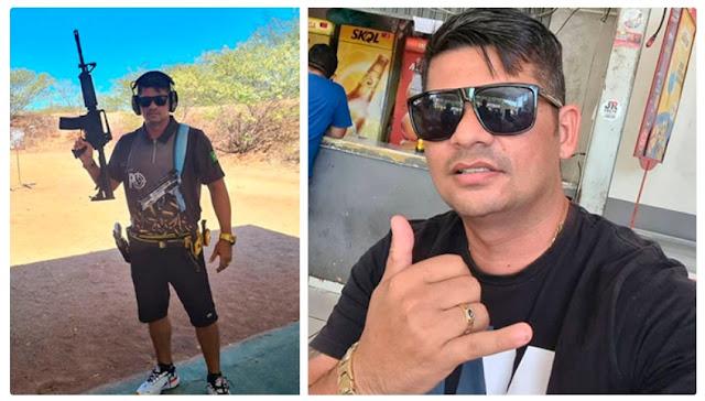 Jovem comerciante mossoroense é morto por assaltantes na praia de Icapui-CE