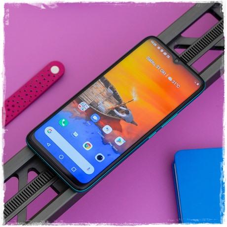 Advan smartphone gaming