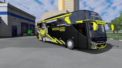 20 Livery Pariwisata Mod Jetbus 3 SHD M.Annas Cvt Diny