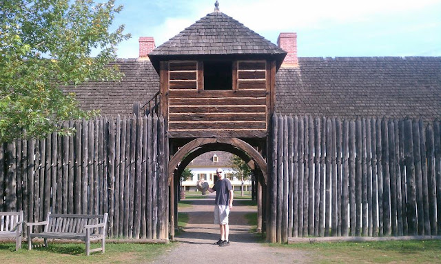Tales Of The Witch Of November O Canada Old Fort William