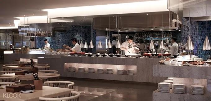 香港沙田萬怡酒店: MoMo Cafe 自助餐