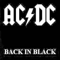 disco Back in Black de AC/DC