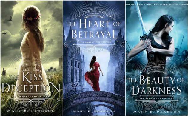 Remnant Chronicles series - Mary E. Pearson