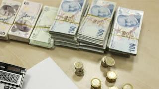 سعر صرف الليرة التركية يوم الجمعة مقابل العملات الرئيسية 17/4/2020