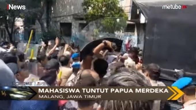 Bola Api Tuntutan Papua Merdeka