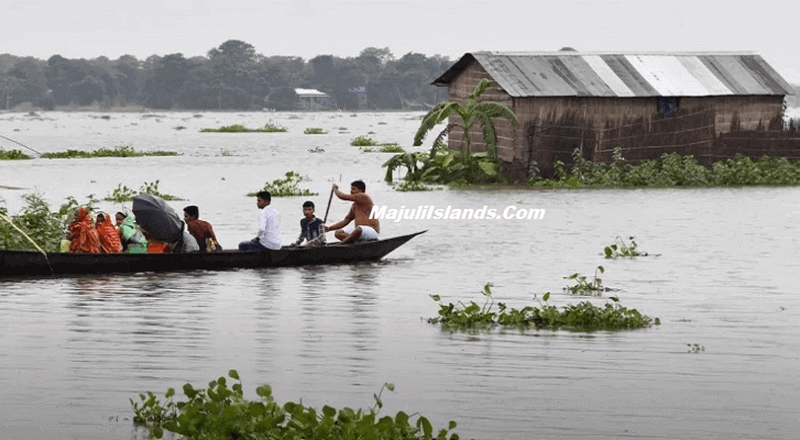 Floods in Assam-2020