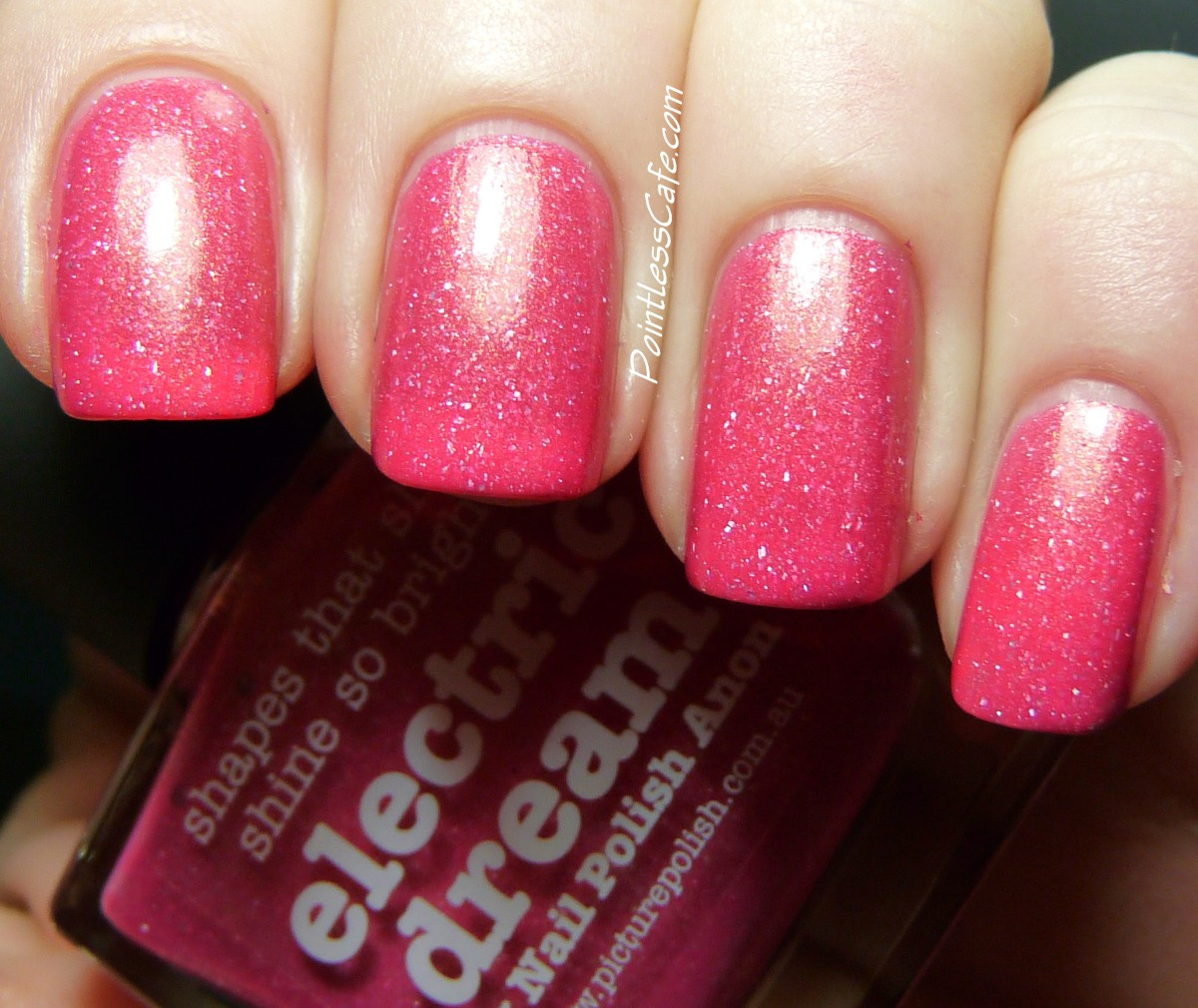 Picture Polish Electric Dream By Nail Polish Anon