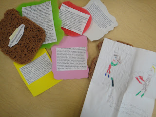 katies klassroom sandwich book report 4th 5th grade