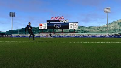 PES 2020 Stadium MLS Mini Pack ( Saputo Stadium & Avaya Stadium )