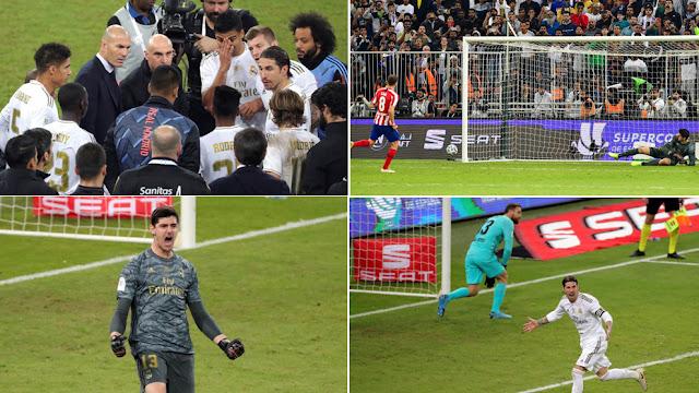 Hé lộ bí mật về loạt luân lưu của Real Madrid