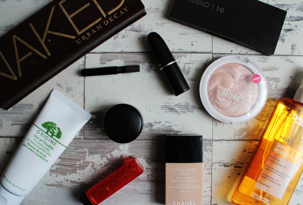 10 Beauty Products I Couldn't Live Without