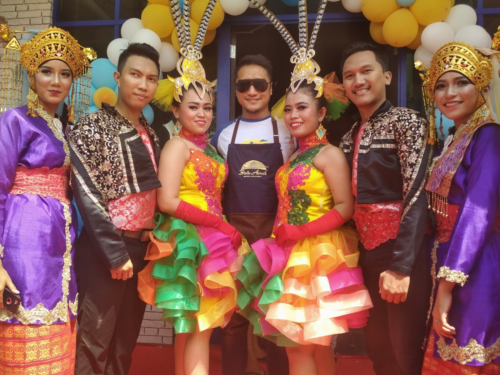 Grand Opening Bolu Awak