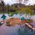 Pesona Telaga Biru Bah Silembat Sidamanik | Info Aktivitas Wisata