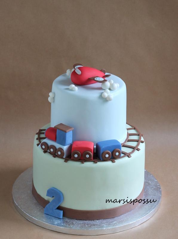 Kakku 2-vuotiaalle