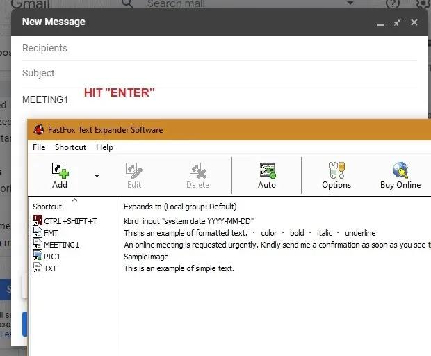 توسيع النص Fastfox Success