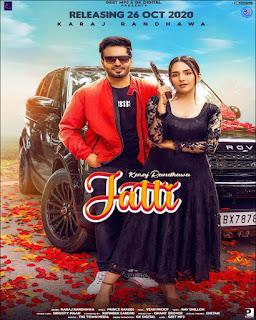 Jatti - Karaj Randhawa - listen online New Song DjPunjab