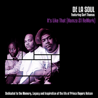 De La Soul - It's Like That (Hamza 21 ReWork)