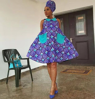 the pregnancy period is one of the best enjoyable times in our life 24 Cute Ankara Pregnancy Outfits Styles Worth Copying