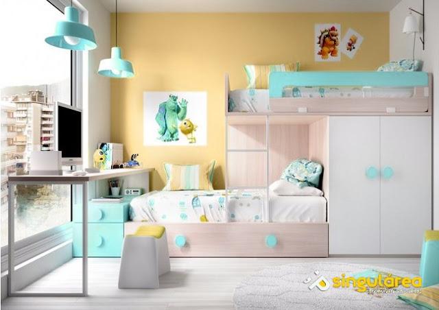 dormitorios infantiles valencia puerto sagunto literas