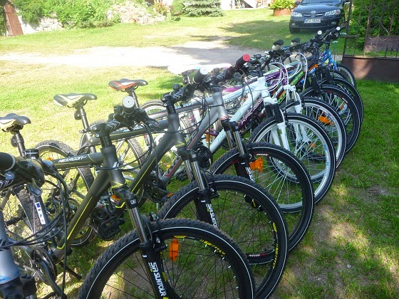 Wypożyczalnia rowerów Suwałki