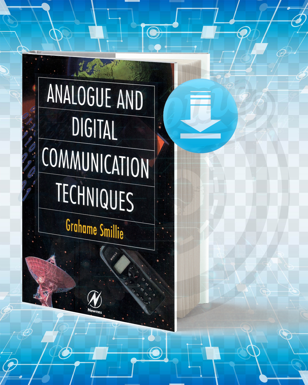 Free Book Analogue and Digital Communication Techniques pdf.