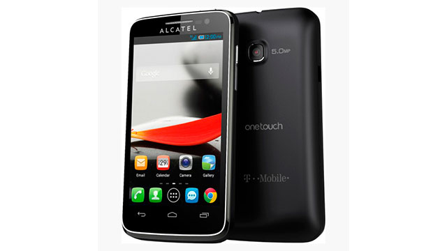 firmware - rom stock Alcatel OT 6110a