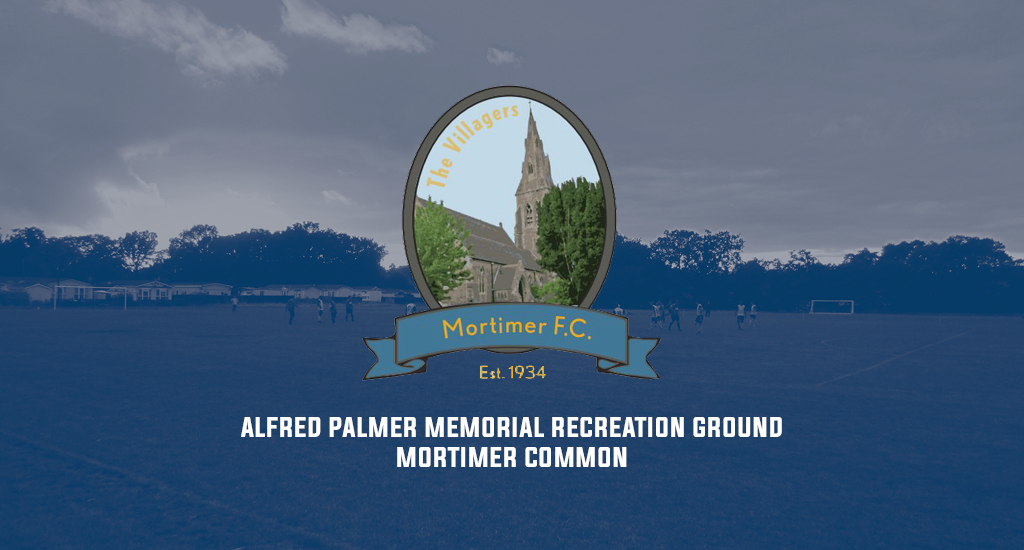 Alfred Palmer Memorial Recreation Ground and Mortimer FC logo