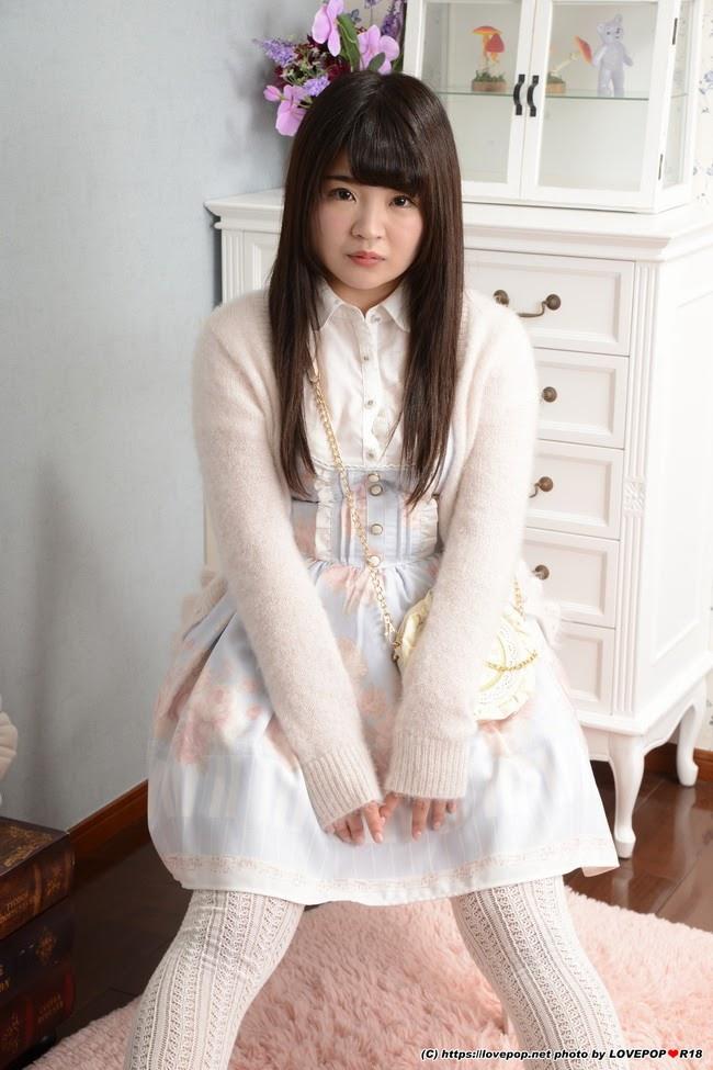 2730 [LOVEPOP] Meru Ishihara 石原める Photoset 01 - 06
