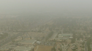 Pollution Makes Air In Parts Of California Dangerous To Breathe