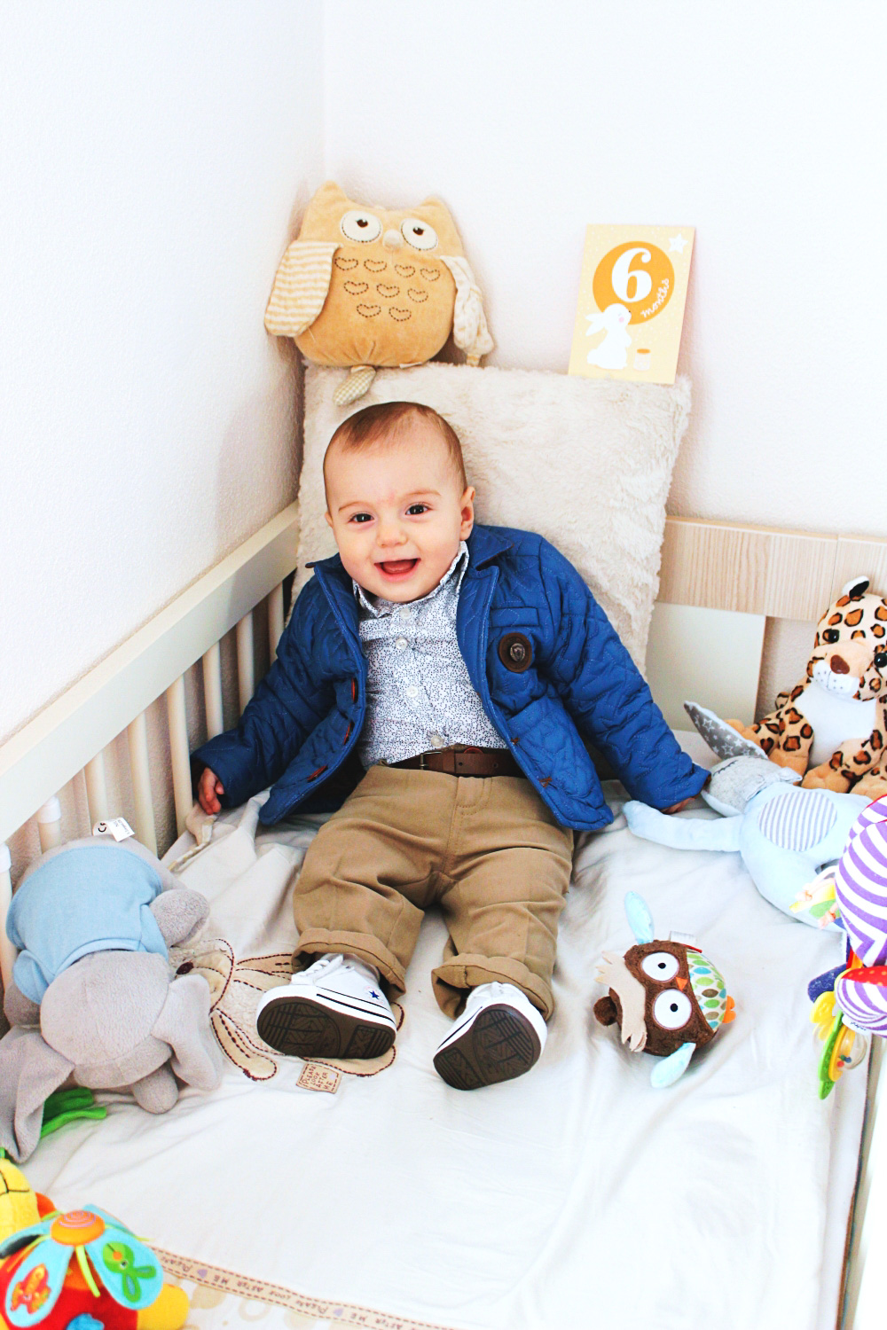 6 months old baby boy photography; 6 months old baby boy fashion style; 6 meseci stara beba