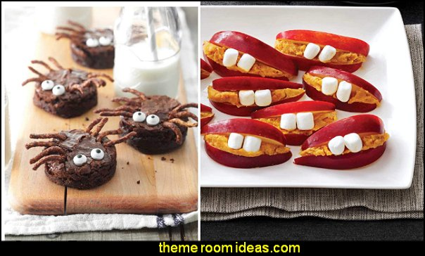 Freaky Fun Recipes halloween party food