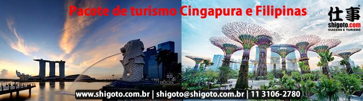 Cingapura e Filipinas