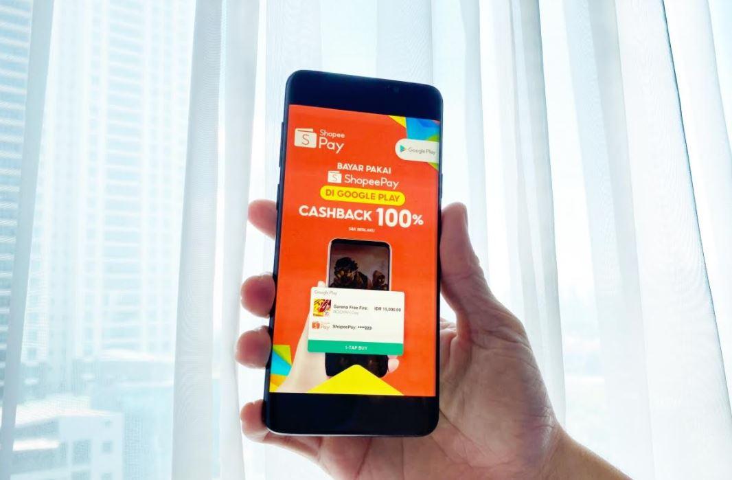 ShopeePay Kini Bisa Dipakai Transaksi di Google Play Store, Begini Caranya