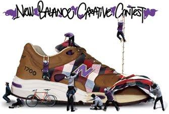 New Balance Creative Contest