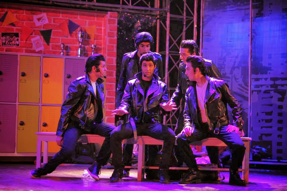 Grease The Musical Pakistan - The T-birds