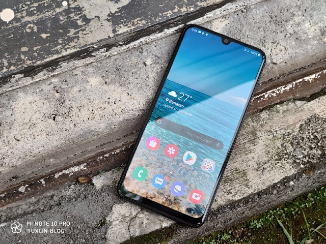 Samsung Galaxy M31 Review