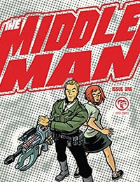 The Middleman (2005) Comic