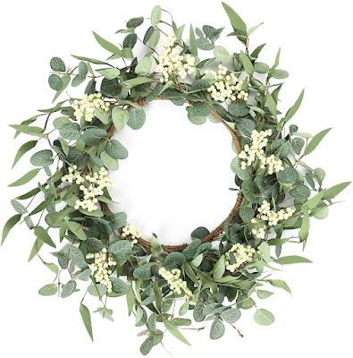 eucalyptus leaf wreath