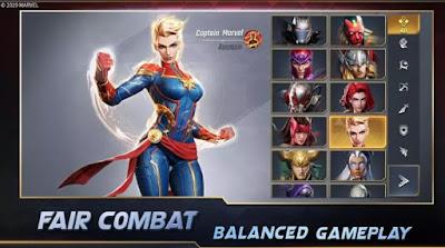 Download Marvel Super War MOD APK