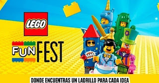 POS1 LEGO FUN FEST No. 4  Colombia 2019
