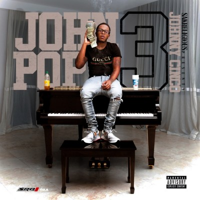 Johnny Cinco - John Popi 3 (2020) - Album Download, Itunes Cover, Official Cover, Album CD Cover Art, Tracklist, 320KBPS, Zip album